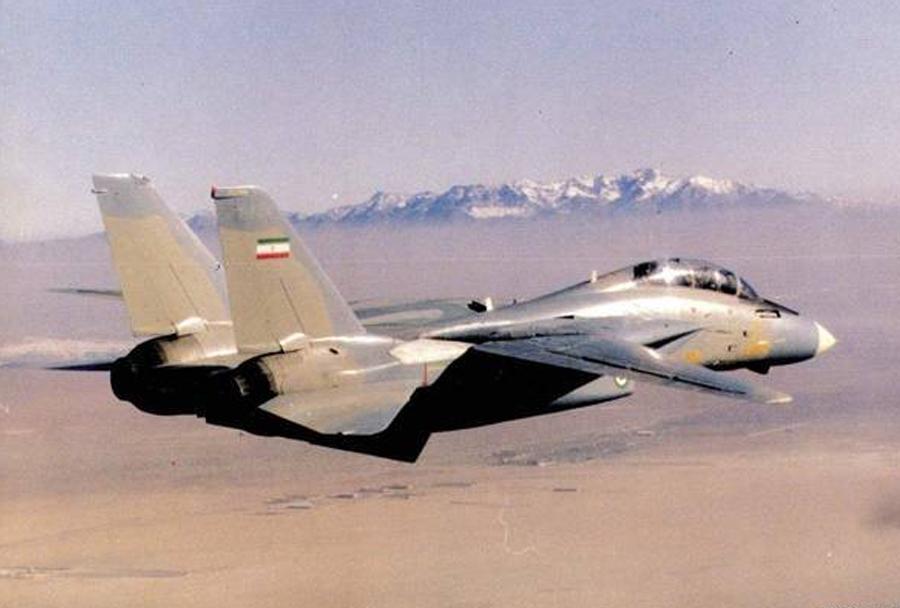 Iranski lovec F-14