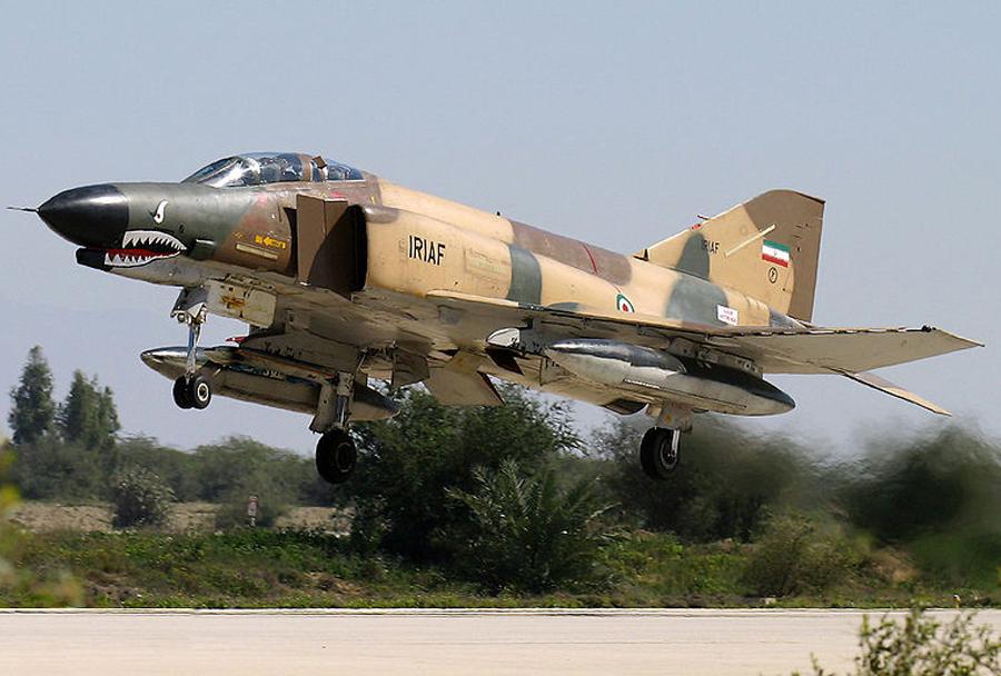 Iranski lovec F-4