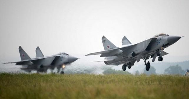 prestreznik MiG-31