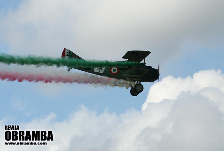 Rivolto 2015: leteče legende