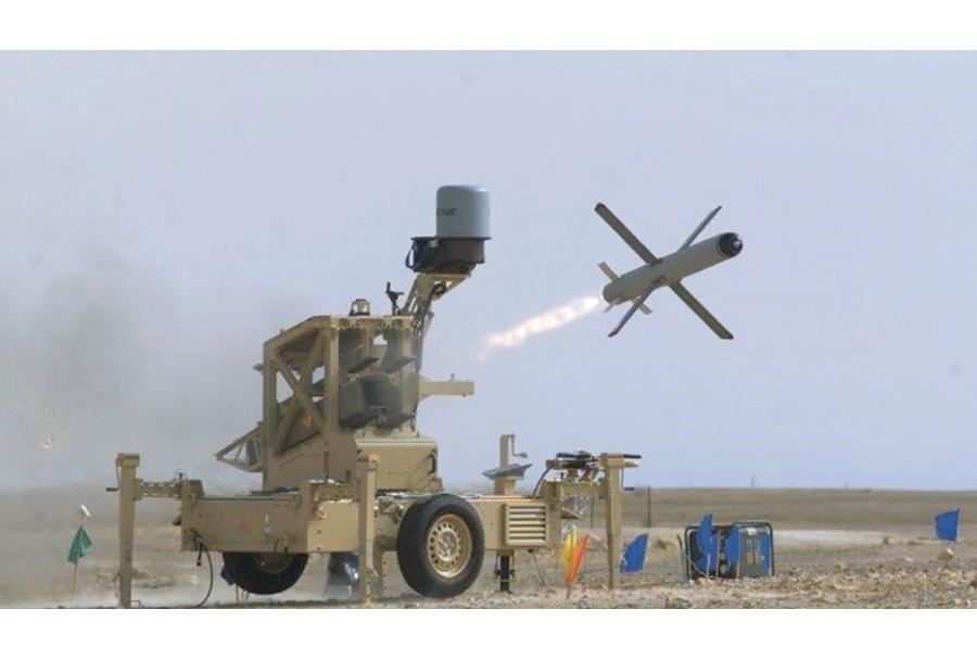 Nova lansirna prikolica za izstrelke spike NLOS
