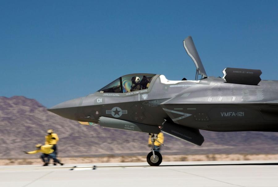 ameriški lovec F-35