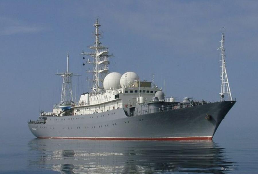 Ruska ladja Tatischchev Vasily