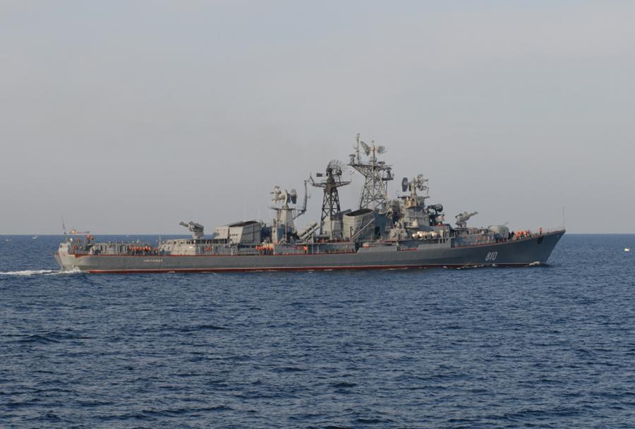 Ruska patruljna ladja Smetlivy (810)