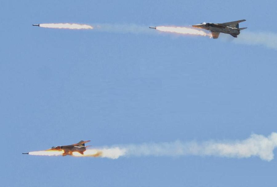 Vojaški letali Su-24