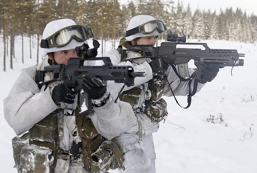 puška HK G36