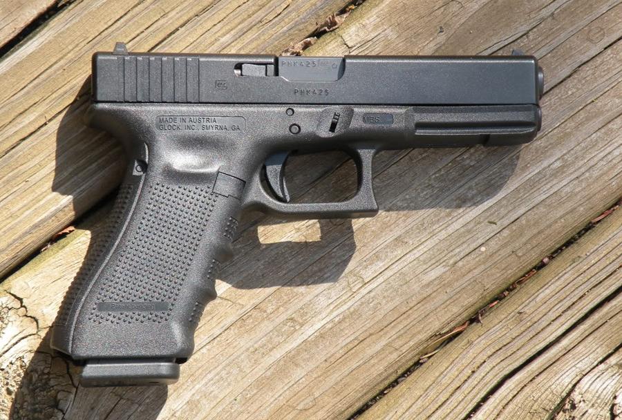 Pištola Glock G17 gen1