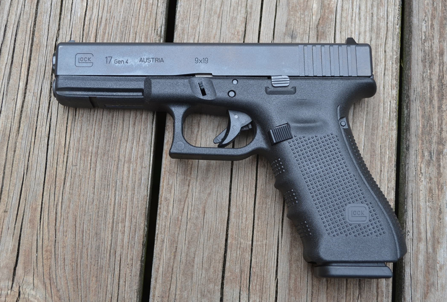Pištola Glock G17 gen4