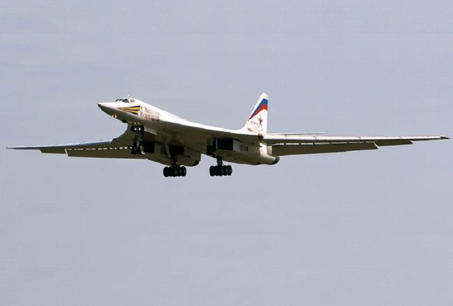 ruski bombnik Tu-160 blackjack