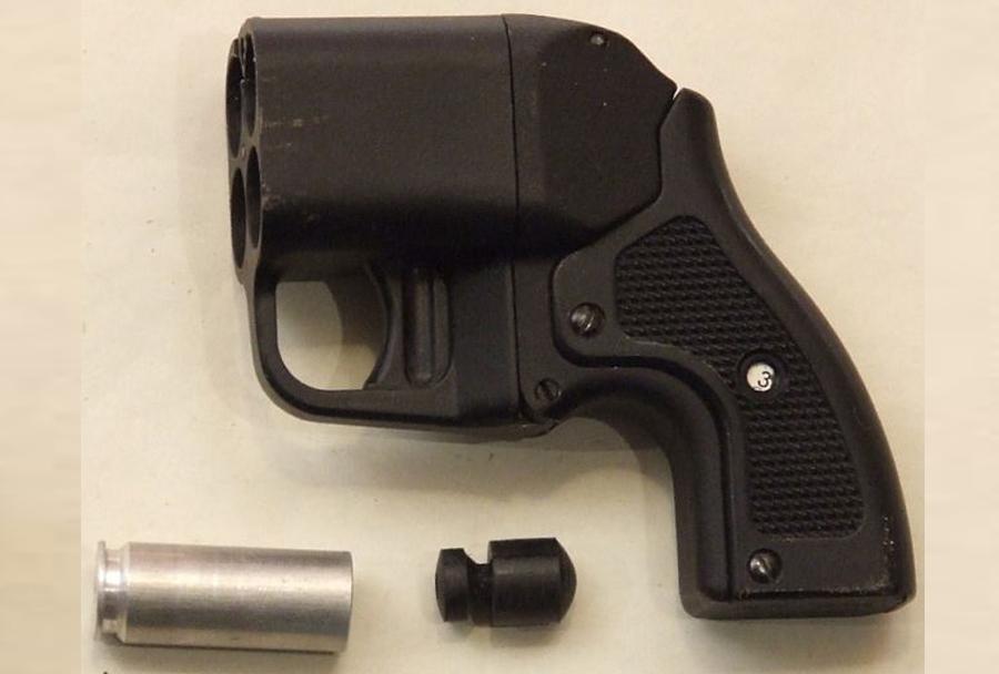 Ruska neubojna pištola OSA PB-4