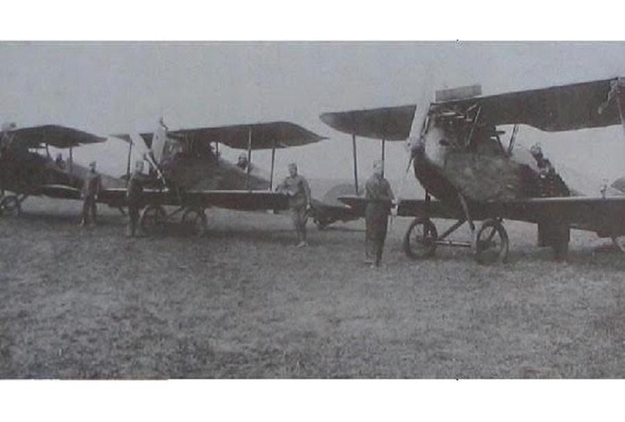 Ljubljanska letalska stotnija 1919