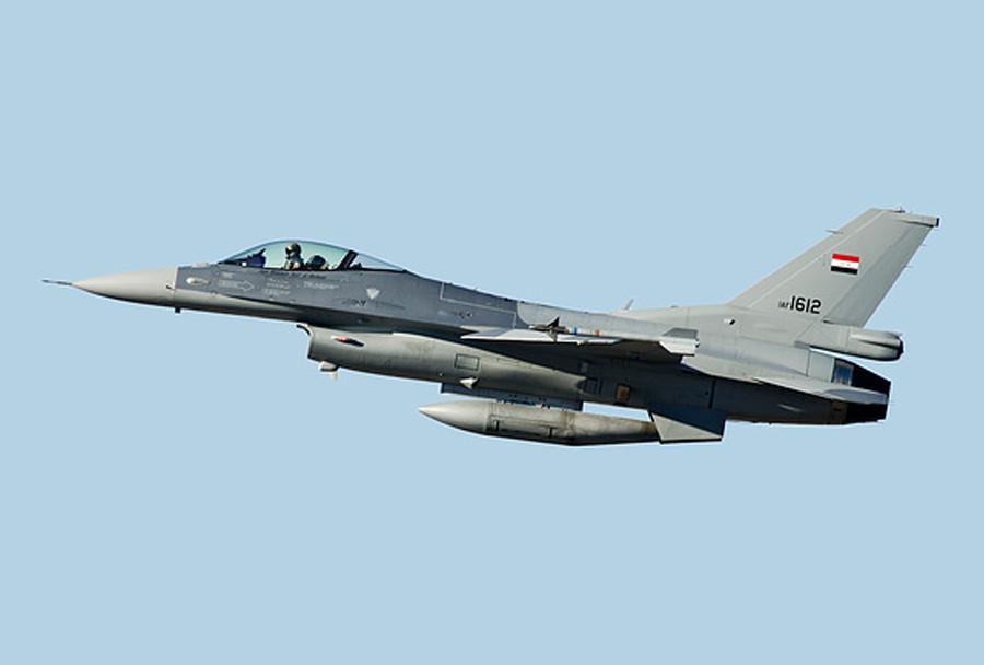 Iraški lovec F-16C/IQ