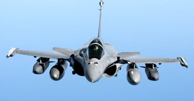 Lovec Dassault rafale