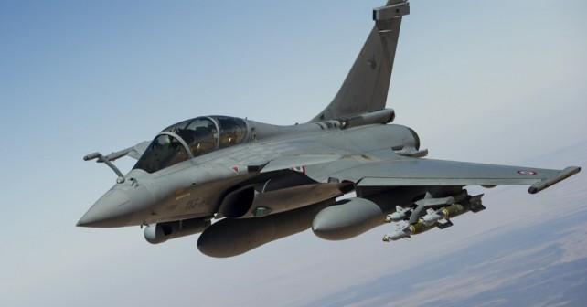 Francoski lovec Dassault rafale