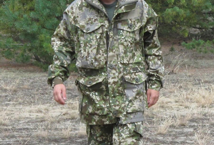 Nov kamuflažni vzorec za nemško vojsko