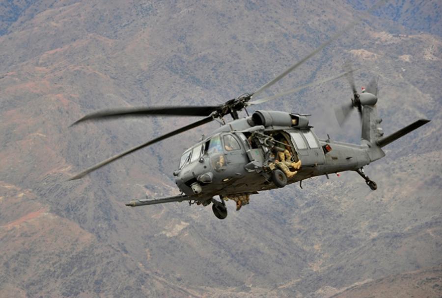 Ameriški helikopter HH-60G