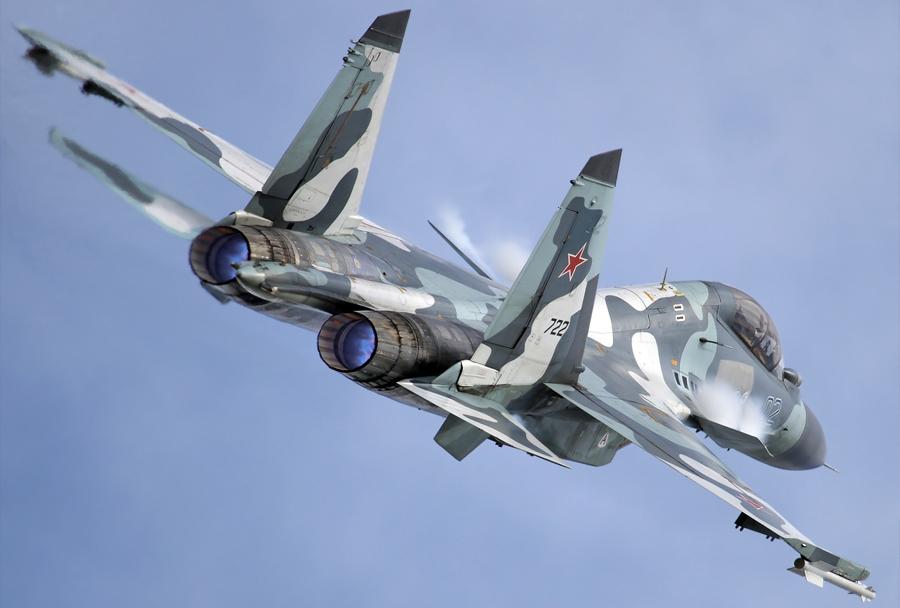 Ruski lovec Su-30