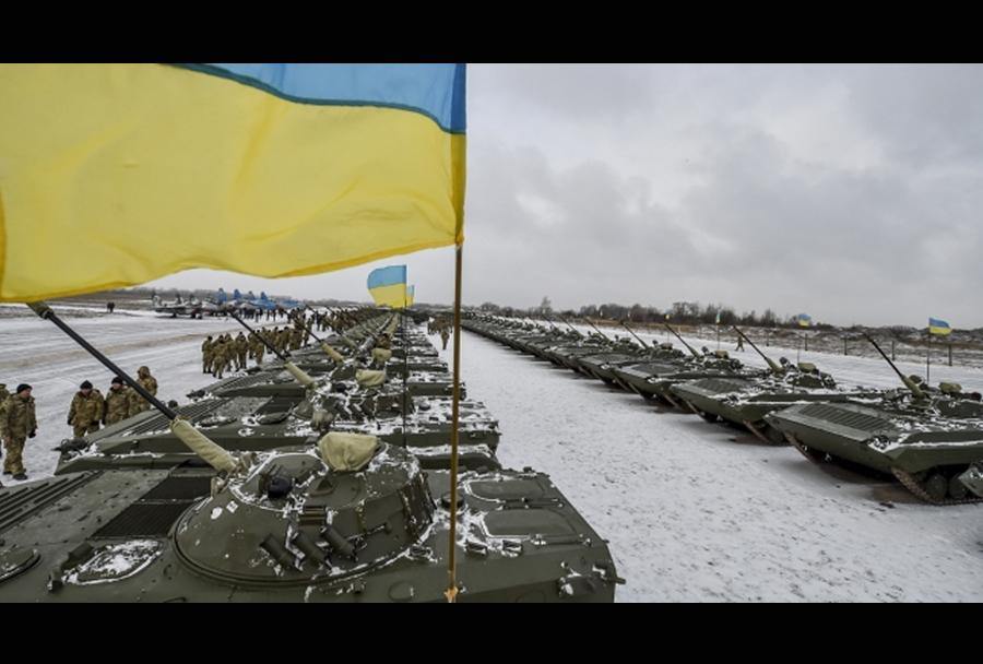 Ukrajinska vojaška vozila