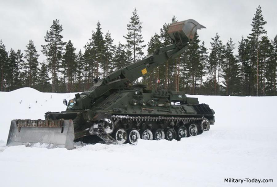 Norveško inženirsko vozilo ingenionrpanservogn (IngPv)