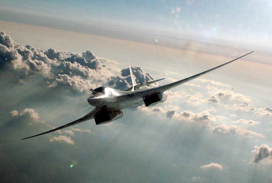 Ruski strateški bombnik Tu-160