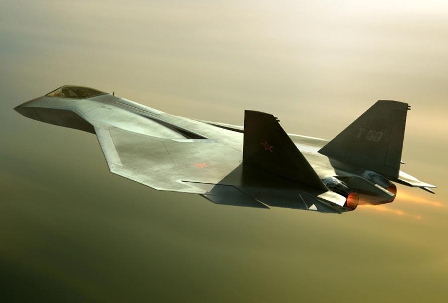 Suhojev koncept letala prihodnosti