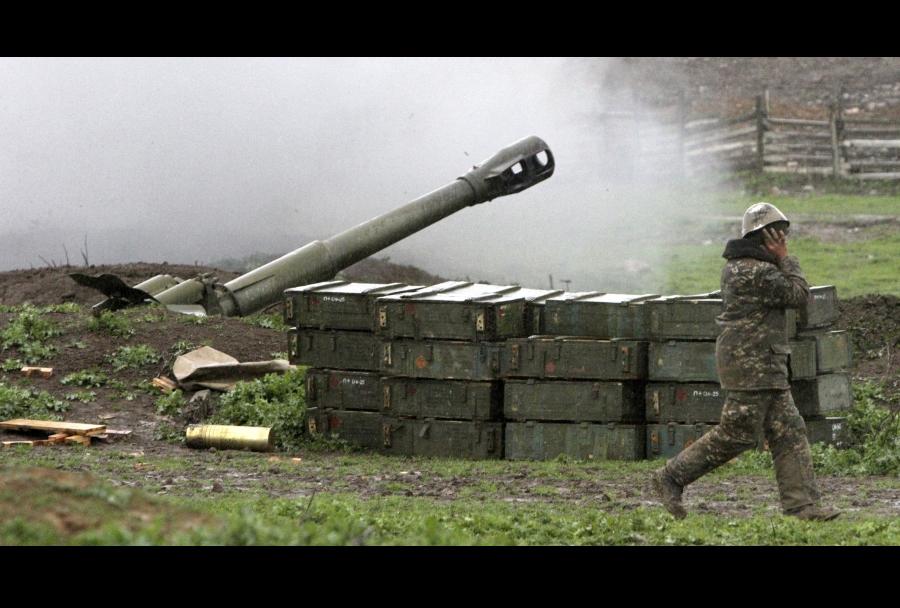 Spopadi - Gorski Karabah