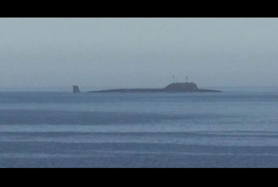 Ruska jedrska podmornica Severodvinsk razreda yasen (projekt 885)