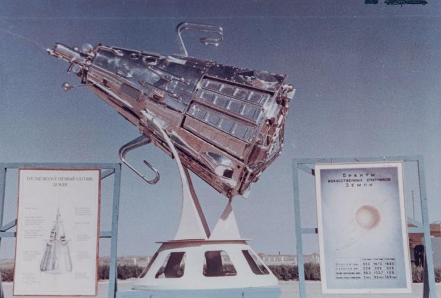 Sputnik 3 - replika