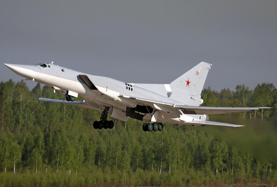 Ruski strateški bombnik Tu-22M3