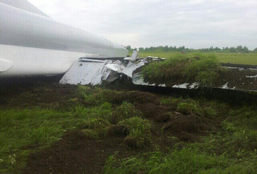 Nesreča ruskega strateškega bombnika Tu-22M3