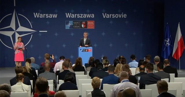 NATO vrh - Varšava 2016