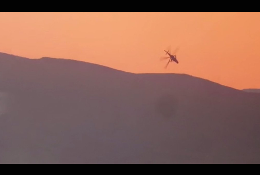 sestrelitev-helikopterja-Mi-24-sirija