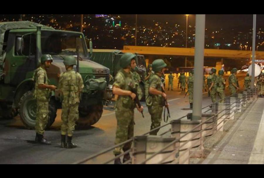 Turški vojaški upor (15. julij 2016)