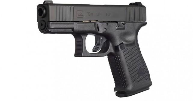 Model 19M je kompaktnejša izvedba nove Glockove pištole.
