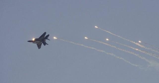 izraelsko letalo F-15