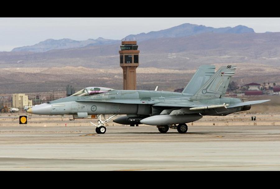 lovec F/A-18 hornet - Kuvajt