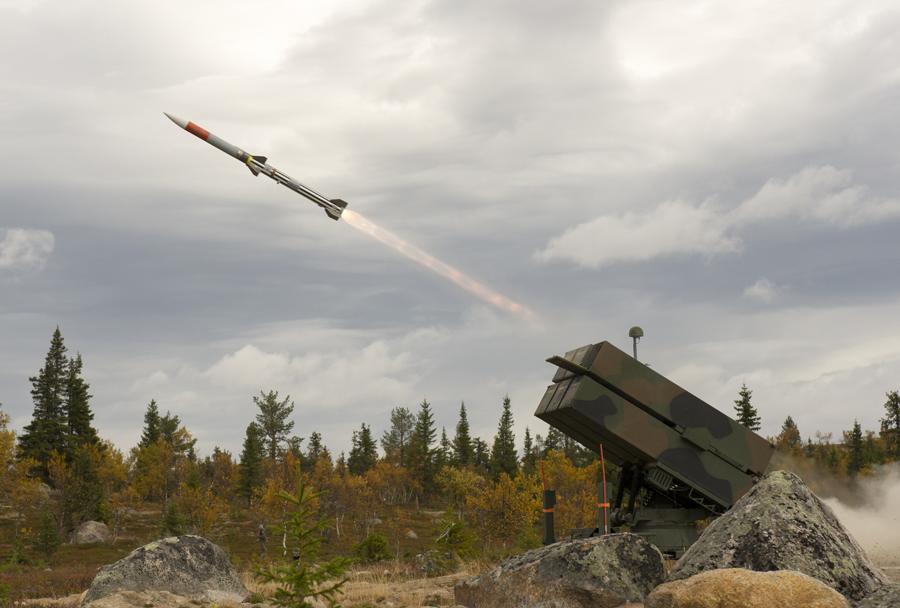 raketni sistem NASAMS