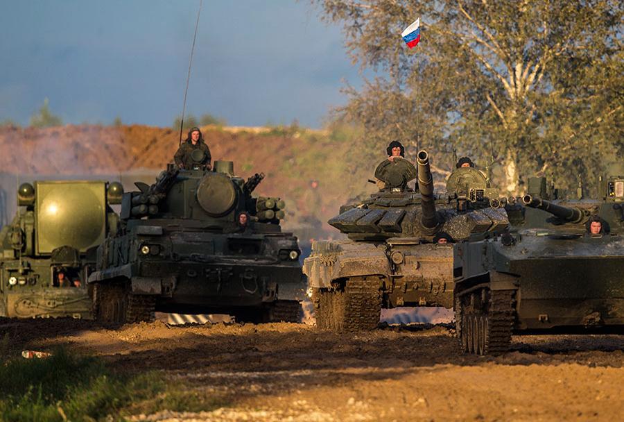Ruski oborožitveni sejem Armada 2016