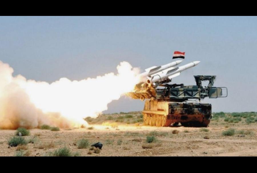 Sirski protiletalski raketni sistem
