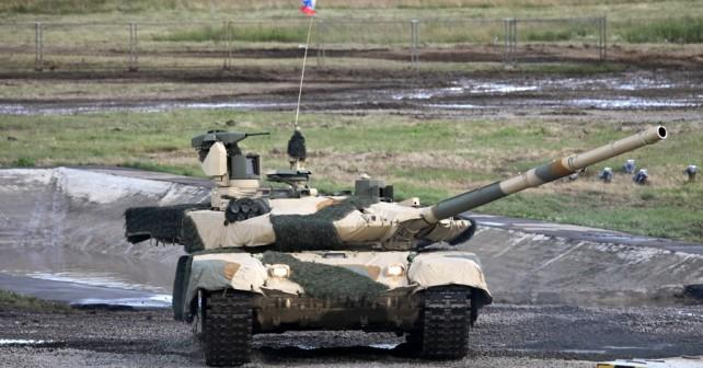 Ruski tank T-90MS