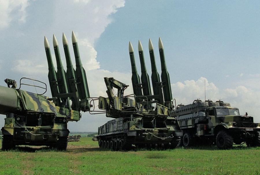 Raketni sistem buk-M.