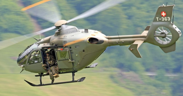 Helikopter H145M