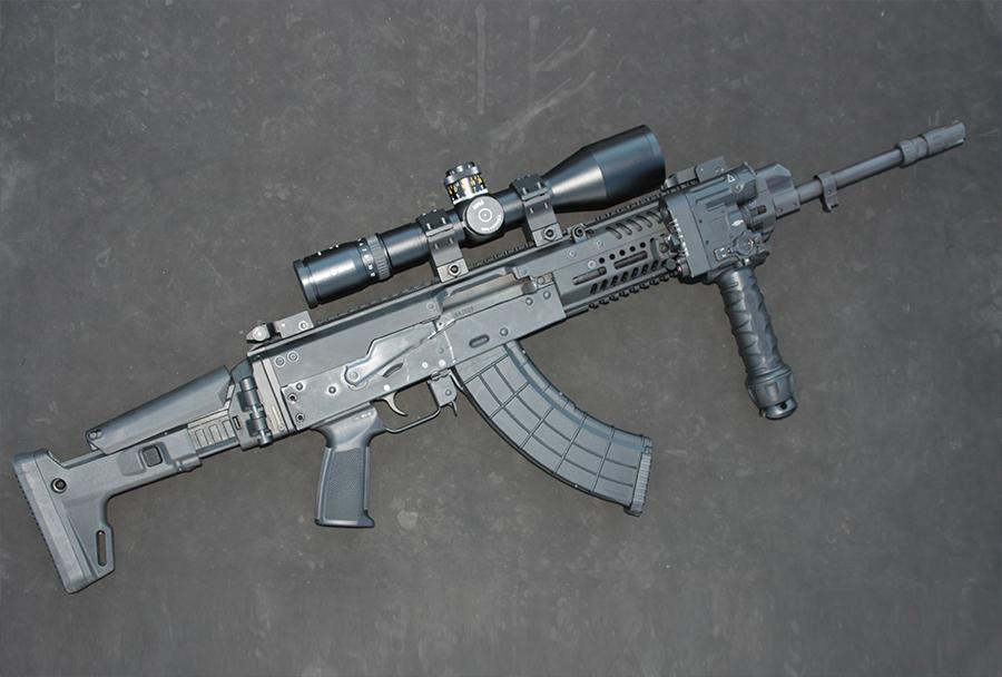 Puška REX AKB15