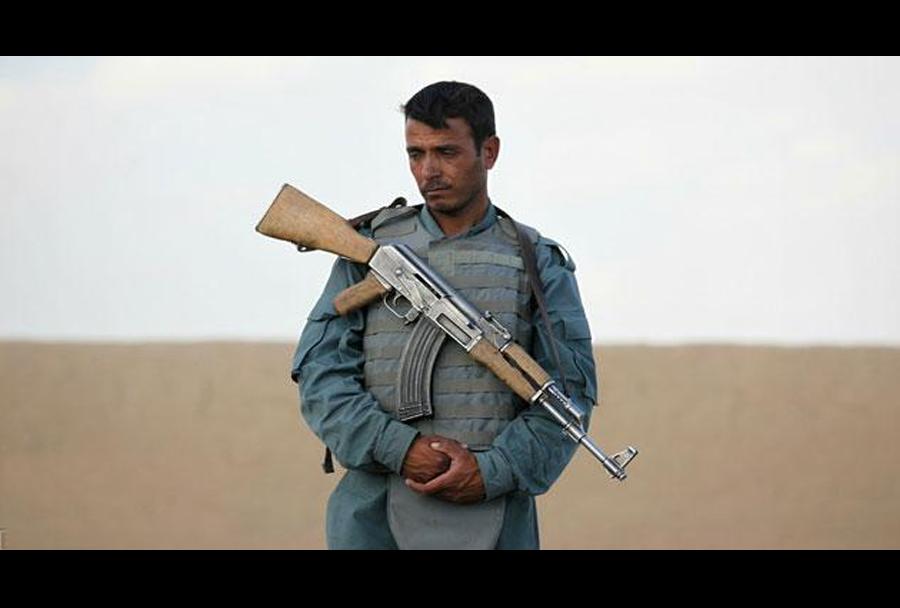 Afganistan AK-47