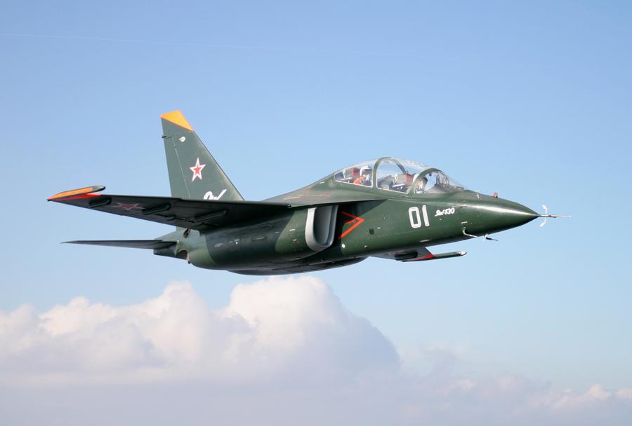 letalo Jak-130