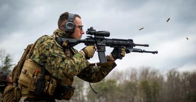 Heckler & Koch HK416F