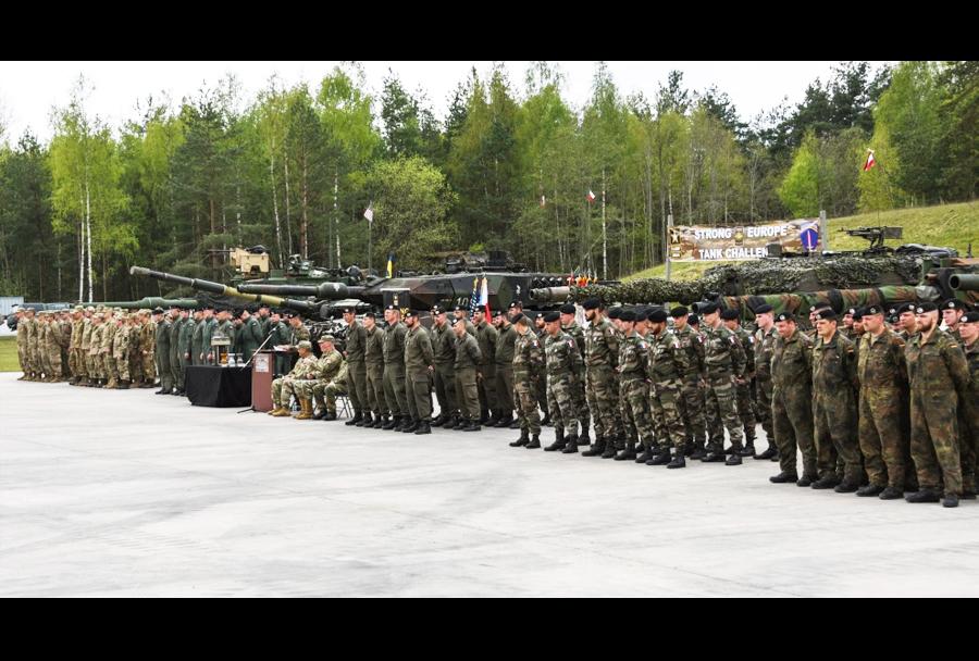 Strong Europe Tank Challenge - Evropski tankovski izziv 2017