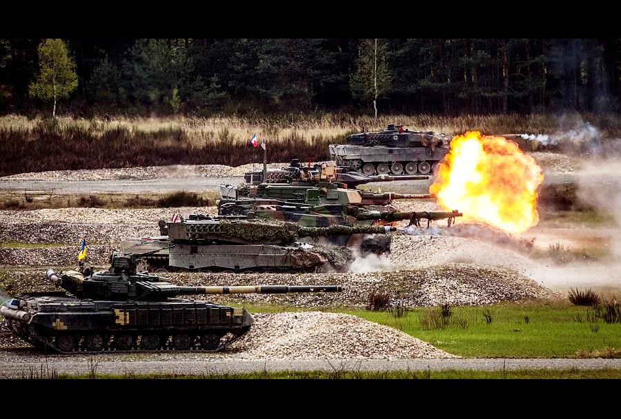 Evropski tankovski izziv 2017