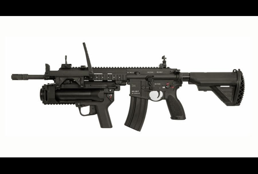 puska Heckler & Koch HK416F
