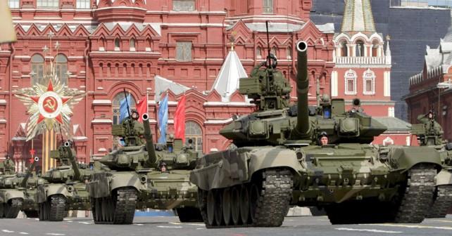 Ruska vojska povečala obrambni proračun.